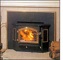 Aladdin Hearth Products - QuadraFire Wood Stoves and Fireplace Inserts